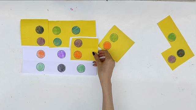 5 Yaş Renk Eşleştirme Etkinliği